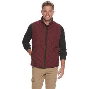 Men's Coleman Zip Front Vest