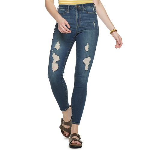 Juniors' SO® High-Rise Ultimate Jegging