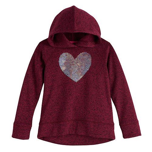 Girls 4-12 SONOMA Goods for Life™ Raglan Hoodie