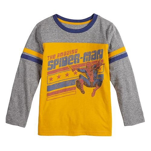 Boys 4-12 SONOMA Goods for Life™ Marvel Spider-Man Graphic Tee