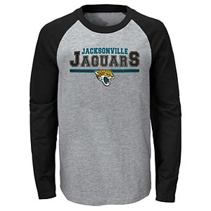 Dark Navy 16 Youth X-Large NFL Jacksonville Jaguars   Youth Girls Ice Out Long Sleeve Hoodie