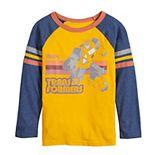 Boys 4-12 SONOMA Goods for Life? Transformers Retro Raglan Graphic Tee