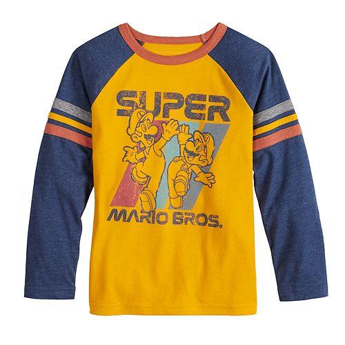 Boys 4-12 SONOMA Goods for Life™ Retro Long-Sleeve