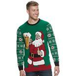 Big & Tall Ugly Christmas Sweater