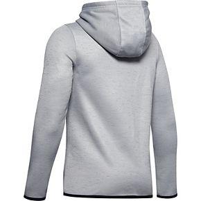 Boys 8-16 Under Armour Fleece Logo Pull-Over Hoodie