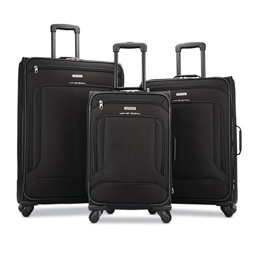 American Tourister Pop Max 3-Piece Spinner Luggage Set