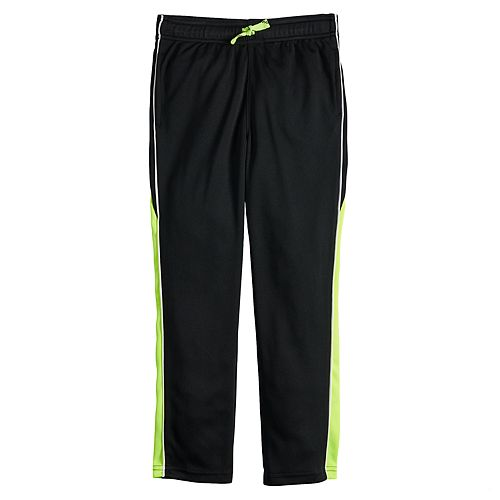 Boys 4-12 Jumping Beans® Active Mesh Striped Pants