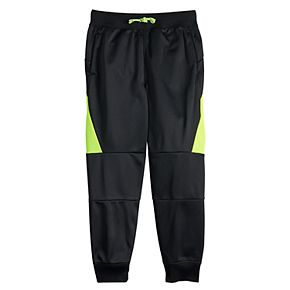 Boys 4-12 Jumping Beans® Tricot Active Jogger Pants