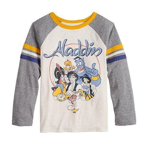 Disney's Aladdin Boys 4-12 Retro Tee by SONOMA Goods for Life™