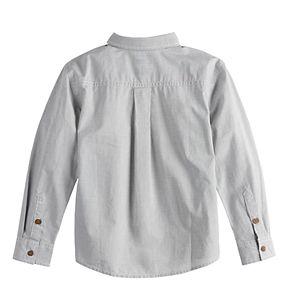 Boys' 4-12 SONOMA Goods for Life? Button Down Shirt