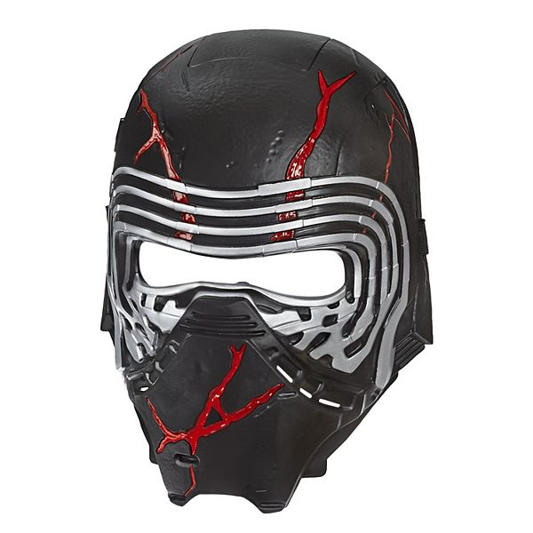 Star Wars: The Rise of Skywalker Supreme Leader Kylo Ren Force Rage Mask by Hasbro - Multi