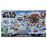 Star Wars Micro Force Advent Calendar Holiday Display Mini Action Figures by Hasbro