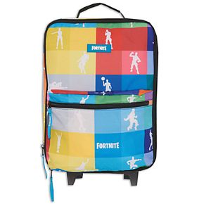 Kids Fortnite Multiplier Upright Luggage