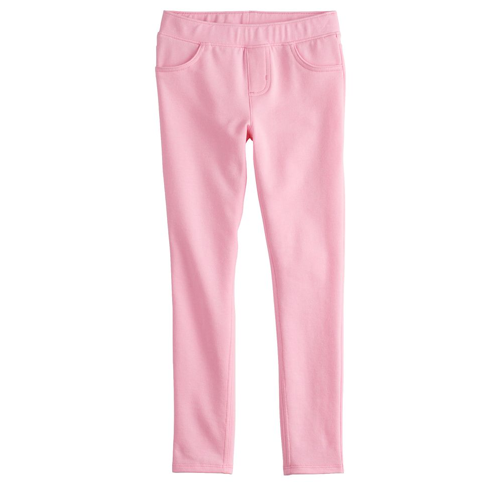 Girls 4-12 Jumping Beans® Solid Jeggings