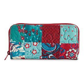 Donna Sharp Zippered Wallet