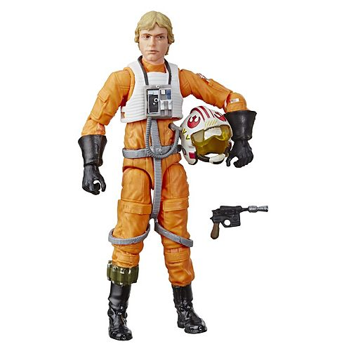 Star Wars The Vintage Collection Luke Skywalker Action Figure by Hasbro