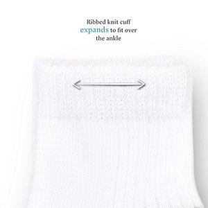 Baby Girl Fruit of the Loom® 6 Pack Socks