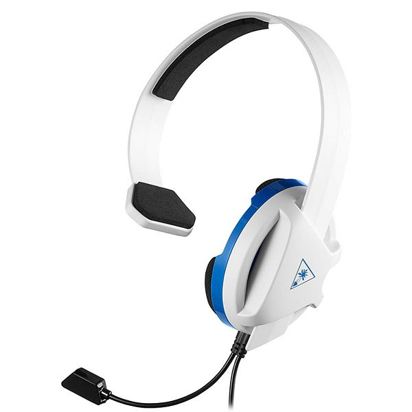 Turtle Beach Recon Chat Wi Mono Gaming Headset For Ps4 Ps4 Pro