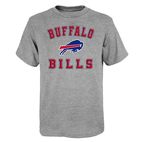 Boys 4-20 NFL Buffalo Bills Big Bevel Short-Sleeve Tee