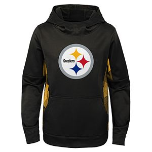 Boy's 4-20 NFL Pittsburgh Steelers Stadium Fleece