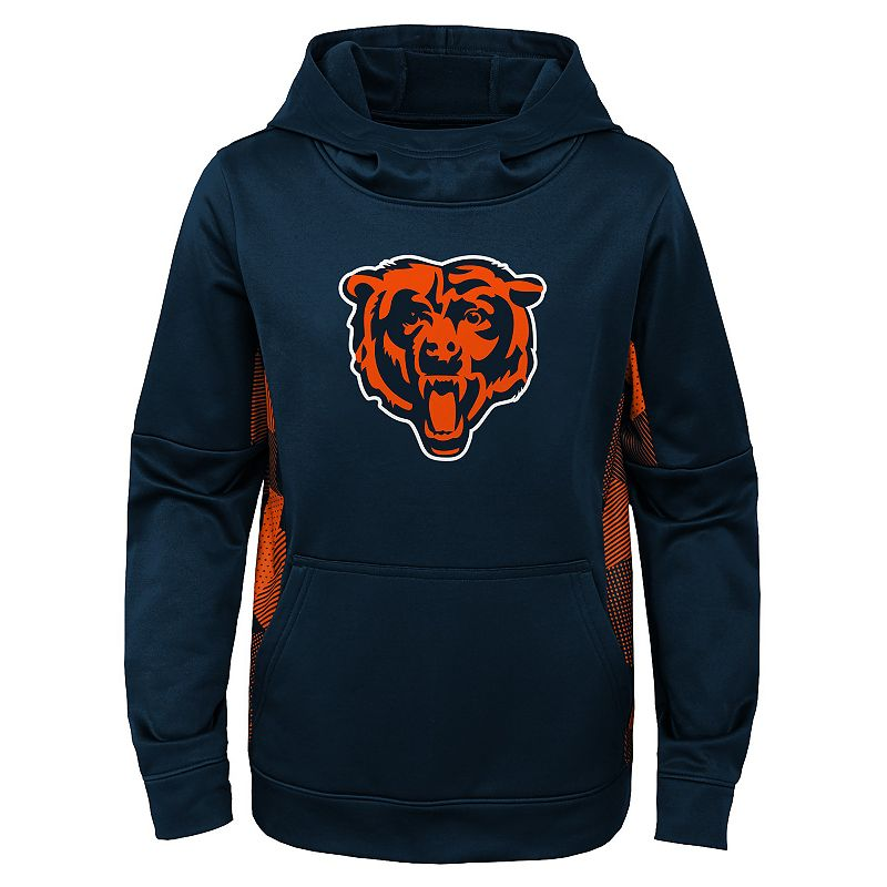 Boy's 4-20 NFL Chicago Bears Stadium Fleece. Size: XX Small. Blue