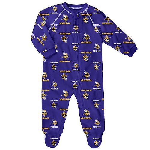 Baby NFL Minnesota Vikings Coverall