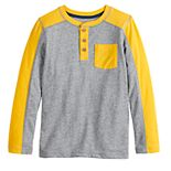 Boys 4-12 SONOMA Goods for Life? Colorblocked Henley Top