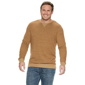 Big & Tall SONOMA Goods for Life Super Soft Double Knit Crewneck Tee