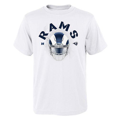 Boys 4-20 NFL Los Angeles Rams Stare Down Short-Sleeve Tee