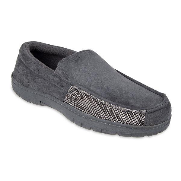 Men S Heatkeep Moccasin Slippers