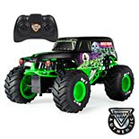 Monster Jam Official Grave Digger Remote Control Truck 1:15 Scale 2.4GHz