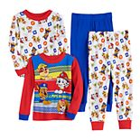Toddler Boy Paw Patrol Cotton Tops & Bottoms Pajamas Set (Set of 2)