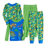 Toddler Boy Jurassic Park Cotton Tops & Bottoms Pajamas Set (Set of 2)