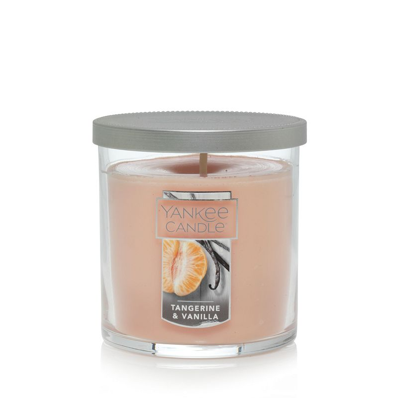 Yankee Candle Tangerine & Vanilla 7-oz. Classic Tumbler Candle. Multicolor
