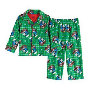 Toddler Boy Thomas the Train 2 Piece Pajama Set