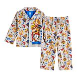Toddler Boy PAW Patrol Top & Bottom Pajama Set