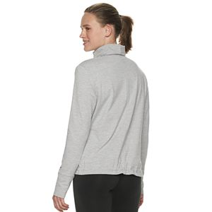 Women's Nike Funnel-Neck Yoga Training Top