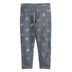 41daa697dee08 Girls Kids Leggings Bottoms, Clothing | Kohl's