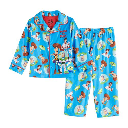 Disney's Toy Story 4 Toddler Boy Top & Botttom Pajama Set