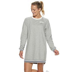Women's Nike Varsity Sportswear Long-Sleeve Dress