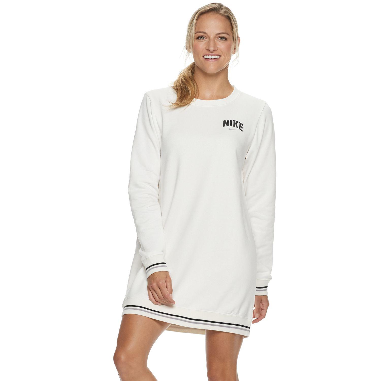 Nike Varsity Sportswear Long-Sleeve Dress