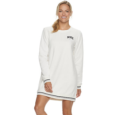 Women's Nike Varsity Sportswear Long-Sleeve Dress