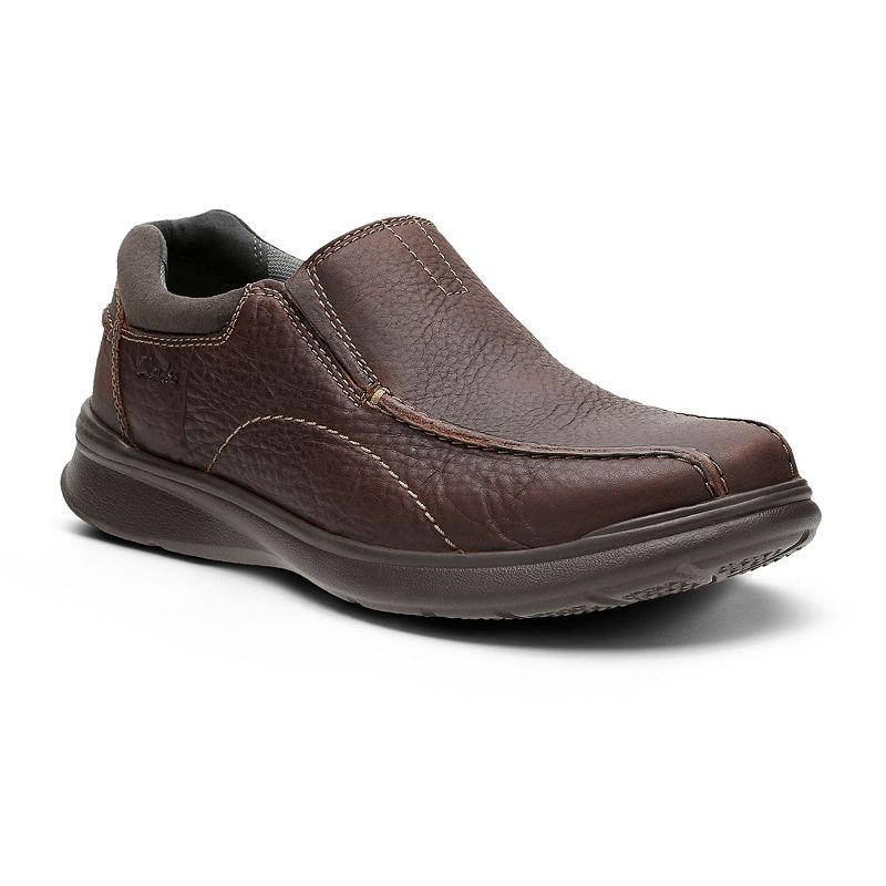 Clarks Cotrell Step Men's Loafers. Size: Medium (7). Brown