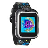 iTouch Playzoom Kids' Airplane Print Band Smartwatch