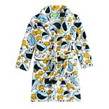 Toddler Boy Sesame Street Cookie Monster Robe