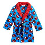 Toddler Boy Marvel Super Hero Adventures Robe