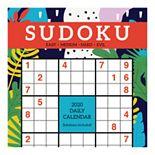 2020 Sudoku Daily Desktop Calendar