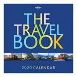 The Travel Book 2020 Daily Desktop Calendar