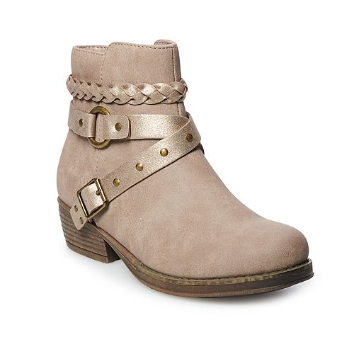 SO® Autumn Girls' Ankle Boots