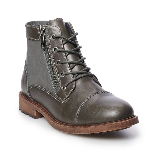 SONOMA Goods for Life® Challenge Boys' Ankle Boots